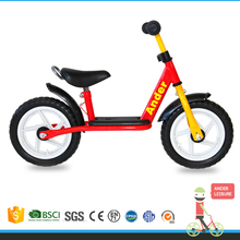 2015 hot sale no pedal baby racing bike balance bicycle for children