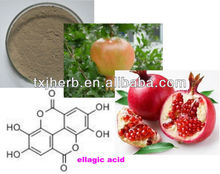 High Quality cosmetic use natural punicalagin pomegranate peel extract