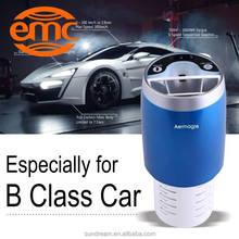 Hot sales deodorant new car smell air purifier ionizer air carbon