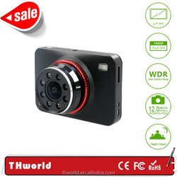 King of night vision car camera with real IR light mini camera hd FHD 1080P