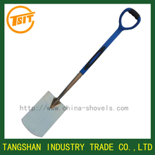 round mouth stainless head shovel