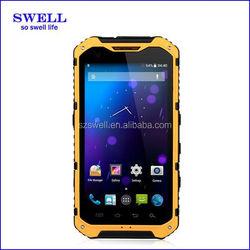 High quality rugged phone 1G+8G storage waterproof shockproof dustproof cell phone