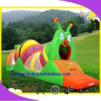 Exciting inflatable caterpillars!!just enjoy it!!
