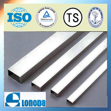 high quality hot selling stainless steel square pipe tube with mirror polished and quality assurance