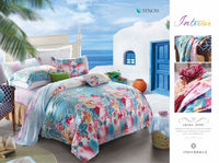 NATURAL TENCEL LUXURY BEDDING SETS/HOMETEXTILE FABRIC