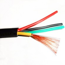 4 wire cable flexible 0.5mm
