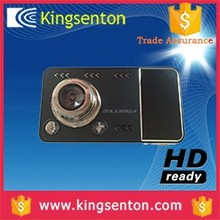 "TFT 2.7"" LCD screen cctv mini durable h264 user manual hd 720p car camera dvr video recorder"