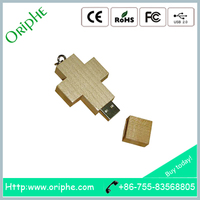 Wooden Pen Drive-with logo print free from Oriphe Technology Collection