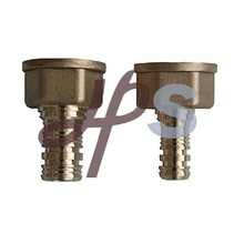 brass pex female adapter