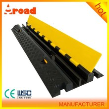 CE Pased 2 channel cable protection tiles