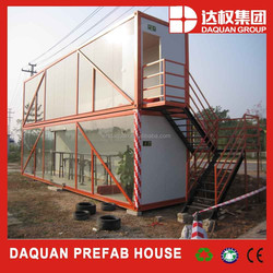 2015 Hot !! Modern and luxury Container house manufacturer