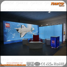 Tourism Expo 2015 Beijing Trade Show Exhibit Booth