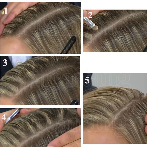 Cover The Gray Hair Root Up Bulk Wholesale Professional Hair