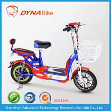 2015 EEC wholelsales lightweight & colorful adult electric motorcycle for hot sales