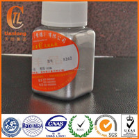 Outdoor usage super fine silica coated aluminum powder for outdoor powder coating