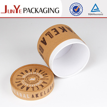 Decorative standing mirror jewelry wholesale printed round paper box