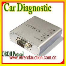 /dab obdii escáner de código de error de lector del coche interfaz de diagnóstico herramienta de análisis usb