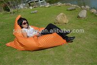 lazy sofa,lazy bag,bean bag/giant cushion/UV resistent/selling hot chair/beach sofa