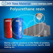 70 - 80A Shore Hardness High Density PU Polyurethane Casting Resin