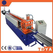 TOYA 110 Aluminum&Metal Garage Roller Shutter Door Piece Roll Forming Machine