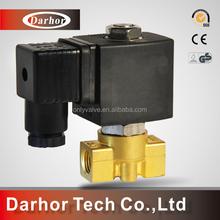 Easy to install Darhor tech 240v solenoid valve