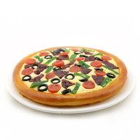 Fake Pizza Food Model Decoration Shop Sample Display Props Crafts