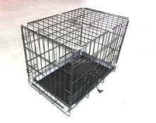 Indoor Outdoor Portable Dog Kennel Crate Pet Travel Collapsible Cage