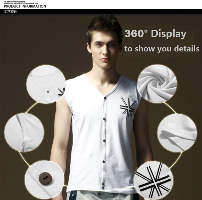 men vest 360 show-en