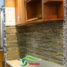 Beauty rusty natural stone for interior walls