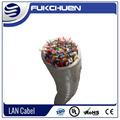 Múltiples pares 25 p - 300 p teléfono de comunicación de interior, Cat3 cable más grande número