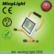 wholesale IP65 blue point led work light 27w