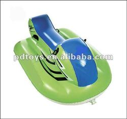 inflatable snow vehicle snowmobile for snow rider, Inflatable snow sledge