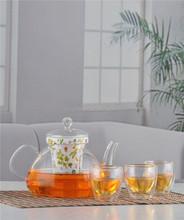 China Tea Tray Ceramic and Glass Kettle Set teapot kettle set