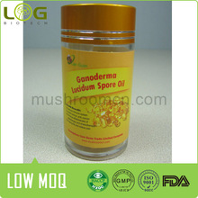 China high quality Ganoderma Lucidum Spore Oil softgel
