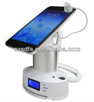 2015 High Recommanded Charge and alarm stand for mobile phone smart phone security display stand with Factory Price
