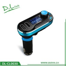 Multi Unique Innovative Dual USB Car Charger Smart Chip for Your Expensive USB Devices 2.1 Amp for Android Models