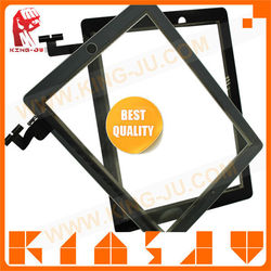 For apple iPad 2 high quality front assembly,For iPad 2 LCD Digitizer,China for iPad 2 LCD