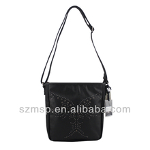 quality PU female new style shoulder bag, Fashion Korness woman shoulder bag from alibaba