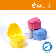 Denture Container for False Teeth
