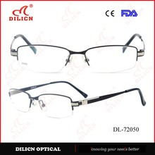 2015 hot selling metal optical frame memory alloy frame