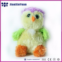 Mini Colorful Birds Stuffed Toy for Kids