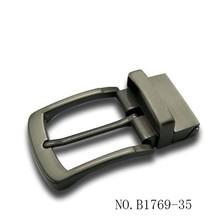 35mm Promotional Metal Reversible Buckle For Belt stripes