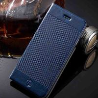 new pu leather wallet case for iphone case 4s
