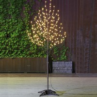 Stock In US Free Shipping LED Frosted Ball Tree With Free Gift,Christmas Tree With Led Lights,Tree lights