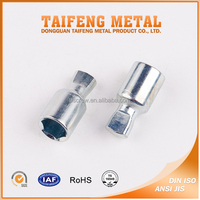 Non Standard Zinc Plated Hollow Hex Socket Head Wrench