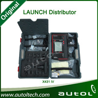 2014 New arrival 100% Original Launch X431 IV master update on Offcial site in any country