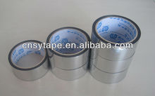 aluminum coated silvery decorative packing tape