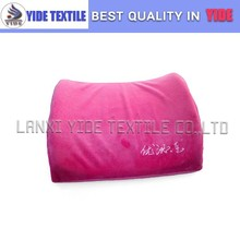 Rose Red Memory Foam Seat Cushion Lumbar Back Support chair Pillow for Office Home Car