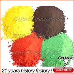 Factory price fine powder iron oxide pigment color pure black pigment wood mulch/mix asphalt