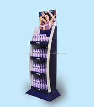 Point of Sale Corrugated Cardboard Display Stand